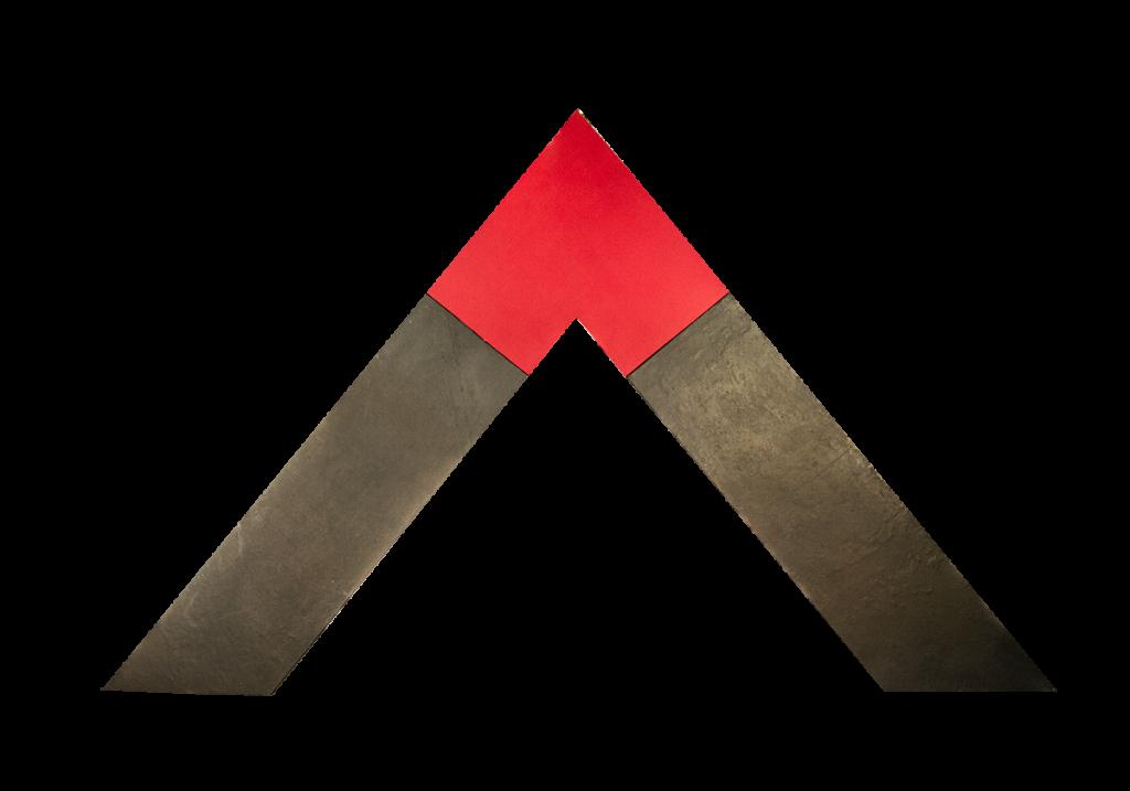 interpolacija crvenog II, 170 x 280 cm,2015.