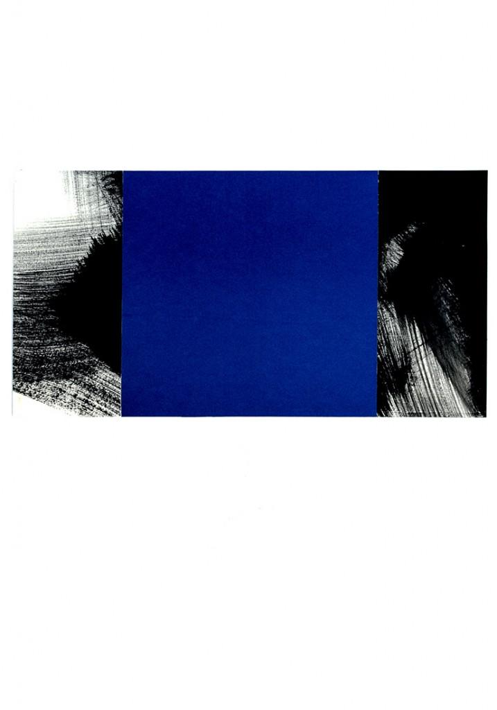 razmaknuto , kolaž , 100 x 70 cm , 2015.